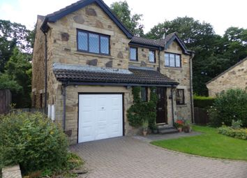 Thumbnail 4 bed detached house for sale in Goodwood Close, Shotley Bridge, Consett