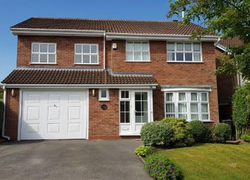 Thumbnail 4 bed detached house for sale in Broadhidley Drive, Bartley Green, Birmingham