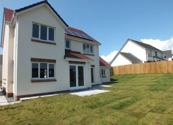 Thumbnail 4 bed detached house for sale in Plot No 37, Myrtle Meadows, Steynton, Milford Haven