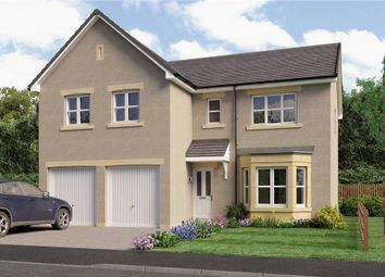 "Thumbnail 5 bed detached house for sale in ""Jura Det"" at Jeanette Stewart Drive, Dalkeith"