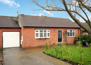 Thumbnail 2 bed bungalow for sale in St. Helens Rise, Wheldrake, York