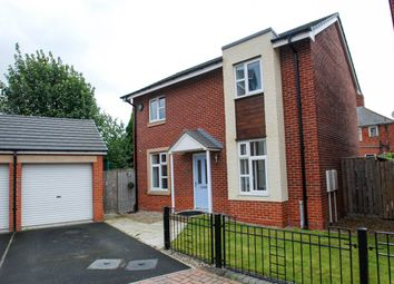 Thumbnail 3 bed detached house for sale in Rowan Drive, South Shields