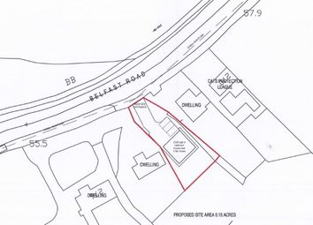 Thumbnail Land for sale in Belfast Road, Dundonald, Belfast