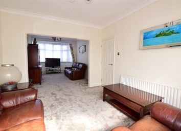 Thumbnail 5 bedroom semi-detached house for sale in Brinkworth Road, Clayhall, Ilford, Essex