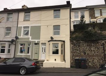 Thumbnail 3 bedroom end terrace house for sale in Heathfield Avenue, Dover, Kent