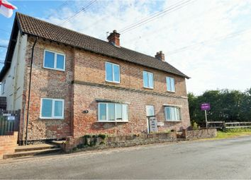 Thumbnail 3 bed detached house for sale in Ousefleet, Goole