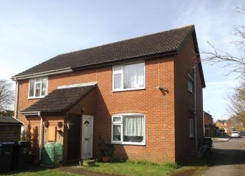 Thumbnail 1 bed flat to rent in Eleanor Court, Ludgershall, Andover