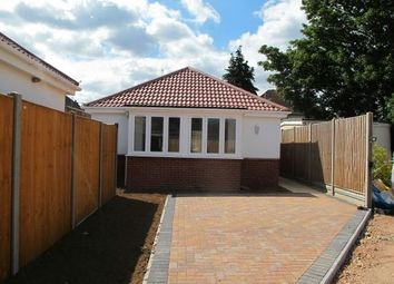 Thumbnail 2 bed bungalow to rent in Markham Avenue, Northbourne, Bournemouth