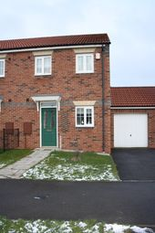 Thumbnail 2 bed semi-detached house to rent in Pickering Drive, Blaydon On Tyne