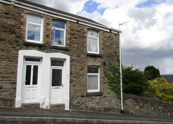 Thumbnail 3 bedroom end terrace house for sale in Pleasant Street, Morriston, Swansea.