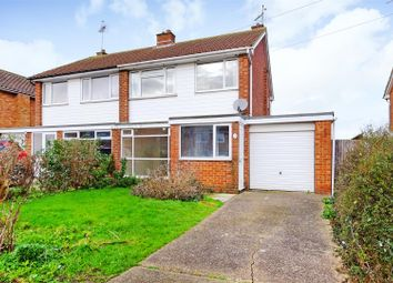 Lambs Walk, Whitstable CT5. 3 bed semi-detached house for sale