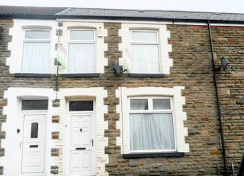 Thumbnail 3 bed terraced house for sale in David Street, Treherbert