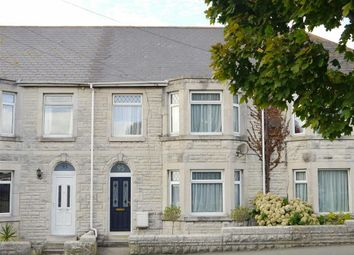 Thumbnail 3 bed terraced house for sale in Easton Street, Portland, Dorset