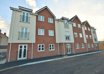 Thumbnail 2 bed flat to rent in Bellevue Court, Tenters Square, Wrexham