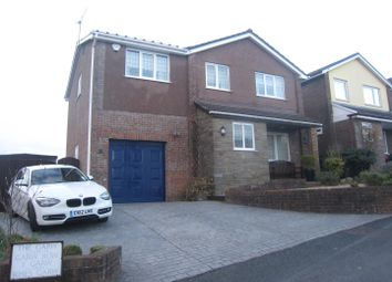 Thumbnail 3 bed detached house for sale in The Garw, Croesyceiliog, Cwmbran
