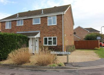 Thumbnail 3 bed semi-detached house to rent in Crockford Close, New Milton
