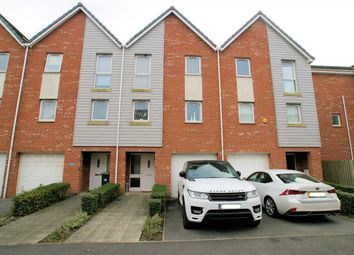 Thumbnail 4 bedroom town house for sale in Lock Keepers Way, Hanley, Stoke-On-Trent
