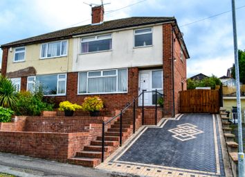 Thumbnail 3 bed semi-detached house for sale in Gill Bank Road, Stoke-On-Trent