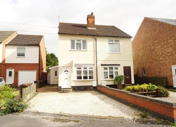 Thumbnail 3 bed semi-detached house for sale in Sullington Road, Shepshed, Loughborough