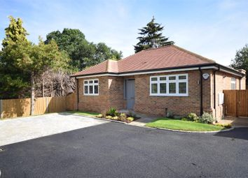 Thumbnail 2 bed detached bungalow for sale in Harriotts Lane, Ashtead