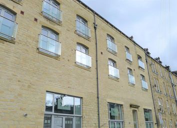 Thumbnail 2 bed flat for sale in Melbourne House, Melbourne Street, Hebden Bridge