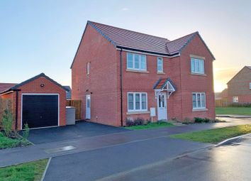 Thumbnail 5 bed detached house for sale in Coberley Drive, Salisbury