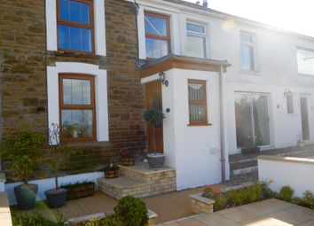 Thumbnail 3 bed terraced house for sale in Benson Terrace, Penclawdd, Swansea