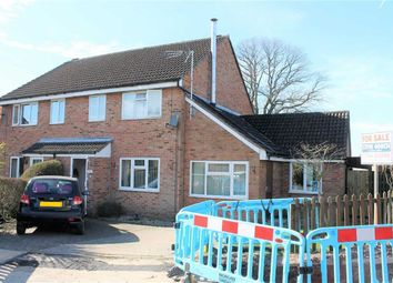 Thumbnail 4 bed semi-detached house for sale in Birch Park, Coalway, Coleford