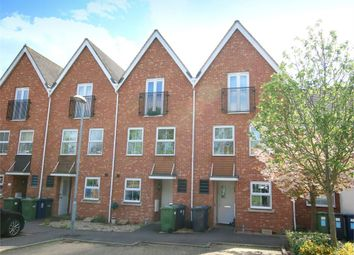 Thumbnail 4 bed town house for sale in Linton Close, Eaton Socon, St. Neots
