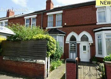 Thumbnail 3 bed terraced house for sale in Beckett Road, Wheatley, Doncaster.