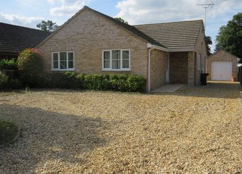 Thumbnail 3 bedroom detached bungalow for sale in Meadow Drive, Lakenheath, Brandon