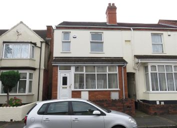Thumbnail 4 bedroom terraced house for sale in All Saints Road, Wolverhampton