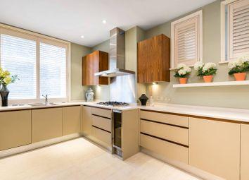 Thumbnail 3 bed flat for sale in Abingdon Villas, Kensington