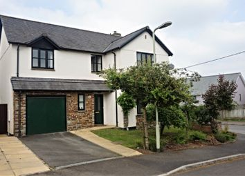 Thumbnail 4 bed detached house for sale in Aish Park, Beaworthy