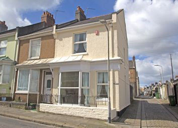 Thumbnail 2 bedroom end terrace house for sale in Renown Street, Keyham, Plymouth