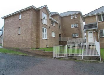 Thumbnail 2 bed flat to rent in Grange Court, Motherwell