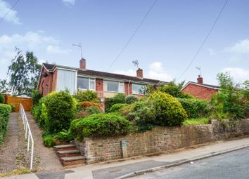 Thumbnail 2 bed bungalow for sale in Greenfields Road, Bridgnorth