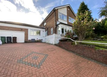 Thumbnail 4 bed detached house for sale in Standmoor Road, Whitefield, Manchester