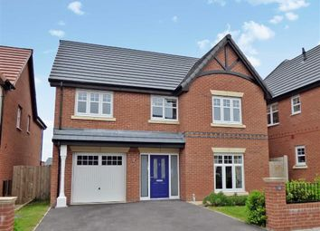 Thumbnail 4 bedroom detached house for sale in Russ Close, Scholar Green, Stoke-On-Trent