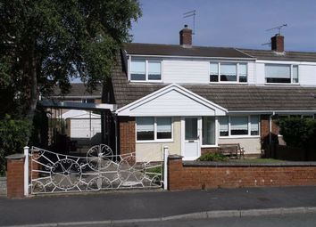 Thumbnail 3 bed semi-detached bungalow to rent in Welland Drive, Connah's Quay Deeside, Flintshire