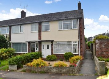 Thumbnail 3 bed end terrace house for sale in Winston Close, Taunton, Somerset