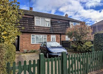 Thumbnail 3 bed terraced house for sale in Stanberrow Road, Hereford