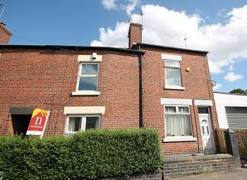 Thumbnail 3 bed terraced house to rent in Burnaby Street, Hillsborough, Sheffield