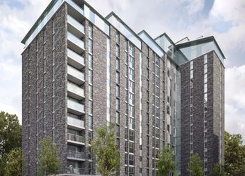 Thumbnail 1 bed flat for sale in Trafford Plaza Apartments, Seymour Grove, Manchester