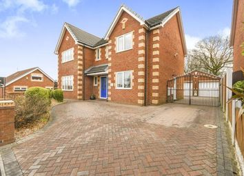 Thumbnail 4 bedroom detached house for sale in Marian Drive, Rainhill, Prescot, Merseyside