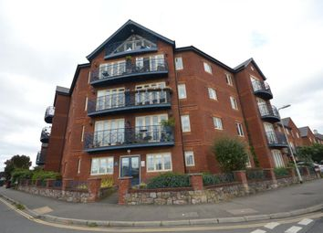 Thumbnail 2 bed flat to rent in Maritime Court, Haven Road, Exeter, Devon