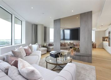 Thumbnail 2 bed flat for sale in Lombard Wharf, Battersea, London