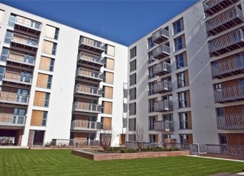 Thumbnail 1 bedroom flat for sale in Heron Place, 4 Bramwell Way