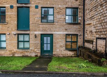Thumbnail 1 bedroom flat to rent in Navigation Rise, Milnsbridge, Huddersfield