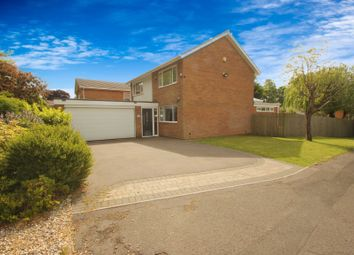 Thumbnail 4 bed detached house to rent in Hampshire Drive, Edgbaston, Birmingham